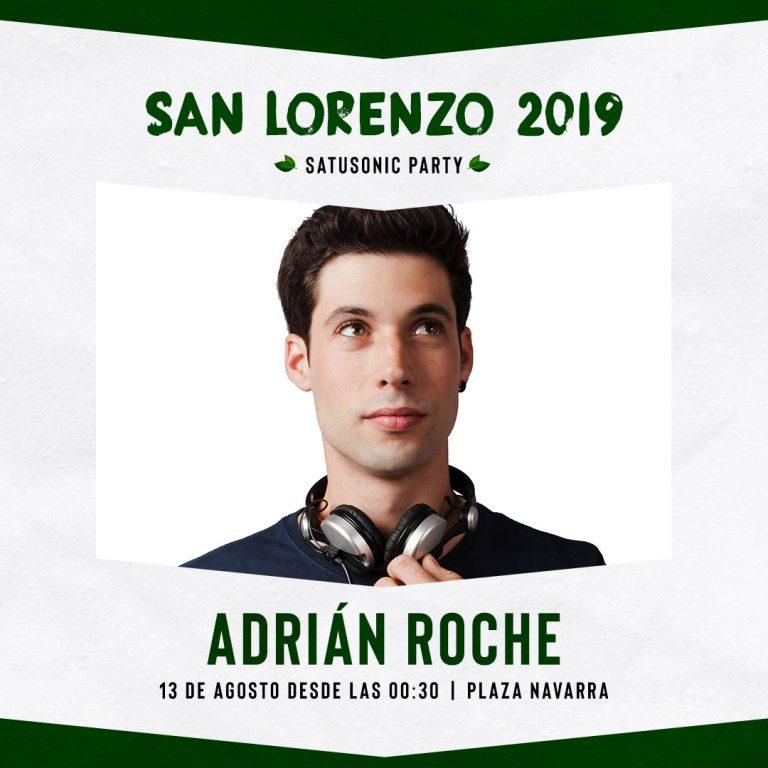 san lorenzo 2019 adrian roche satusonic richi perez