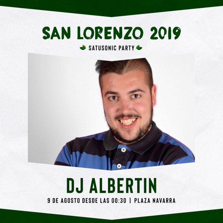 san lorenzo 2019 dj albertin satusonic richi perez