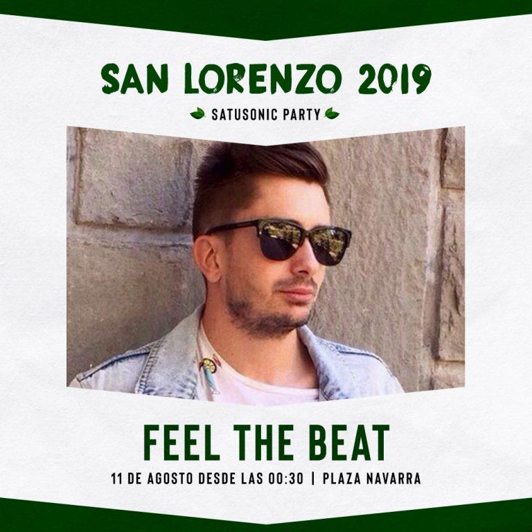 san lorenzo 2019 feel the beat satusonic richi perez
