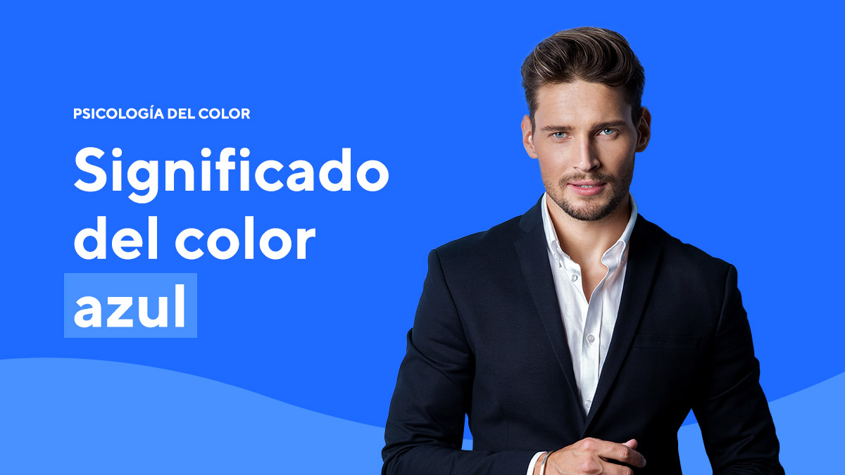 La psicología del color: el significado del color azul
