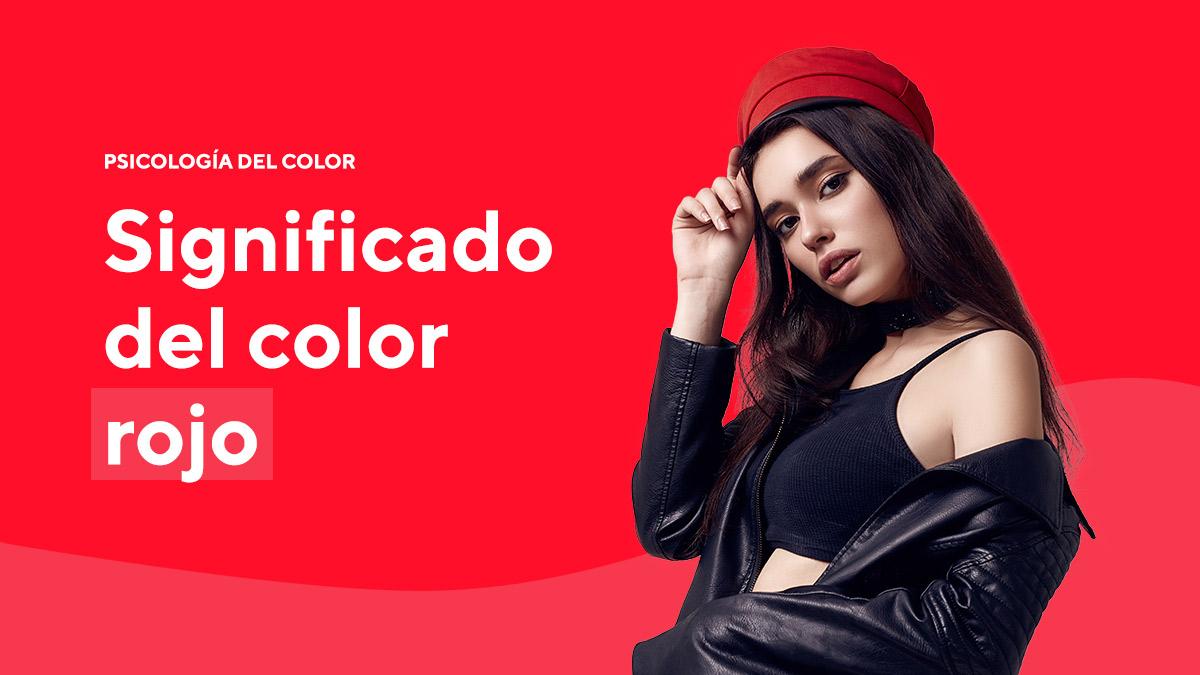 La psicología del color: el significado del color rojo