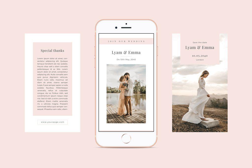 animated-instagram-stories-special-wedding-richi-perez-2
