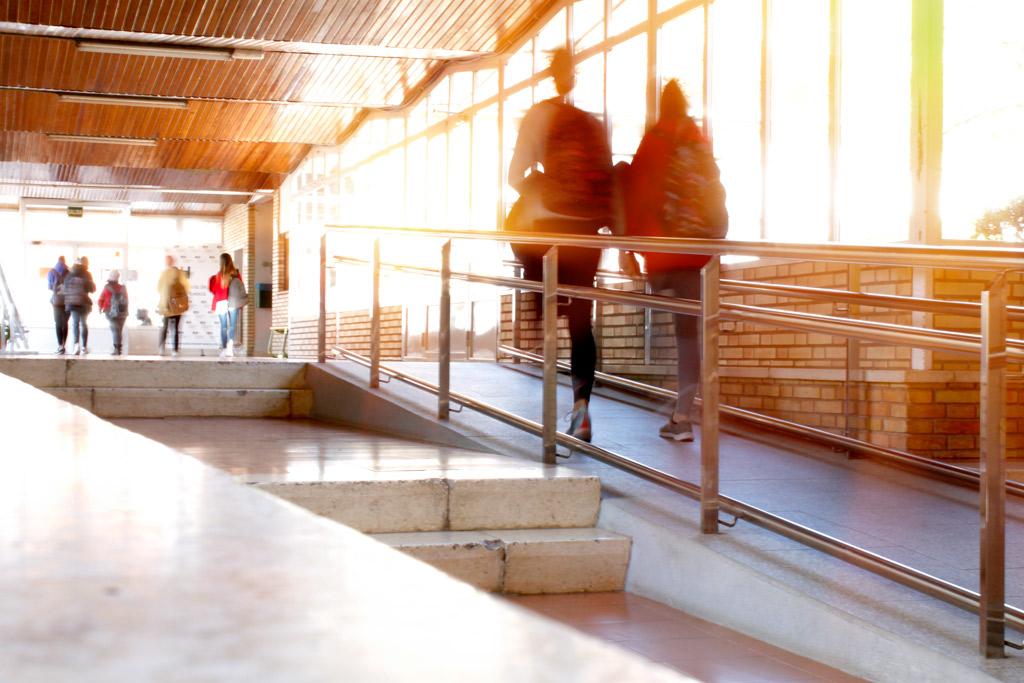 Estudiantes Escuela de Arte de Huesca