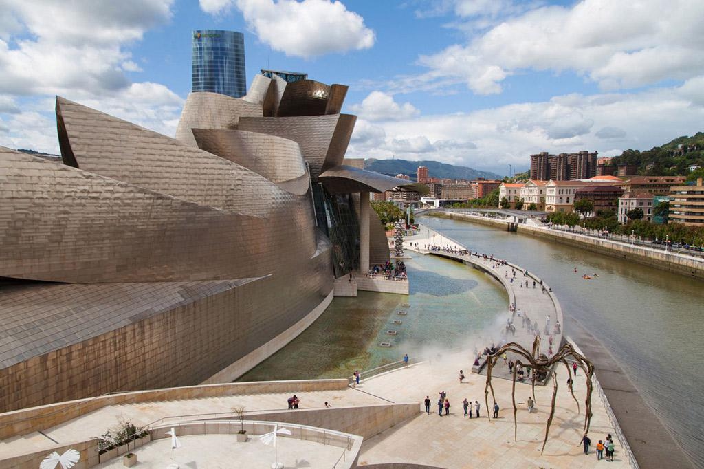 Viaje Bilbao Escuela de Arte de Huesca